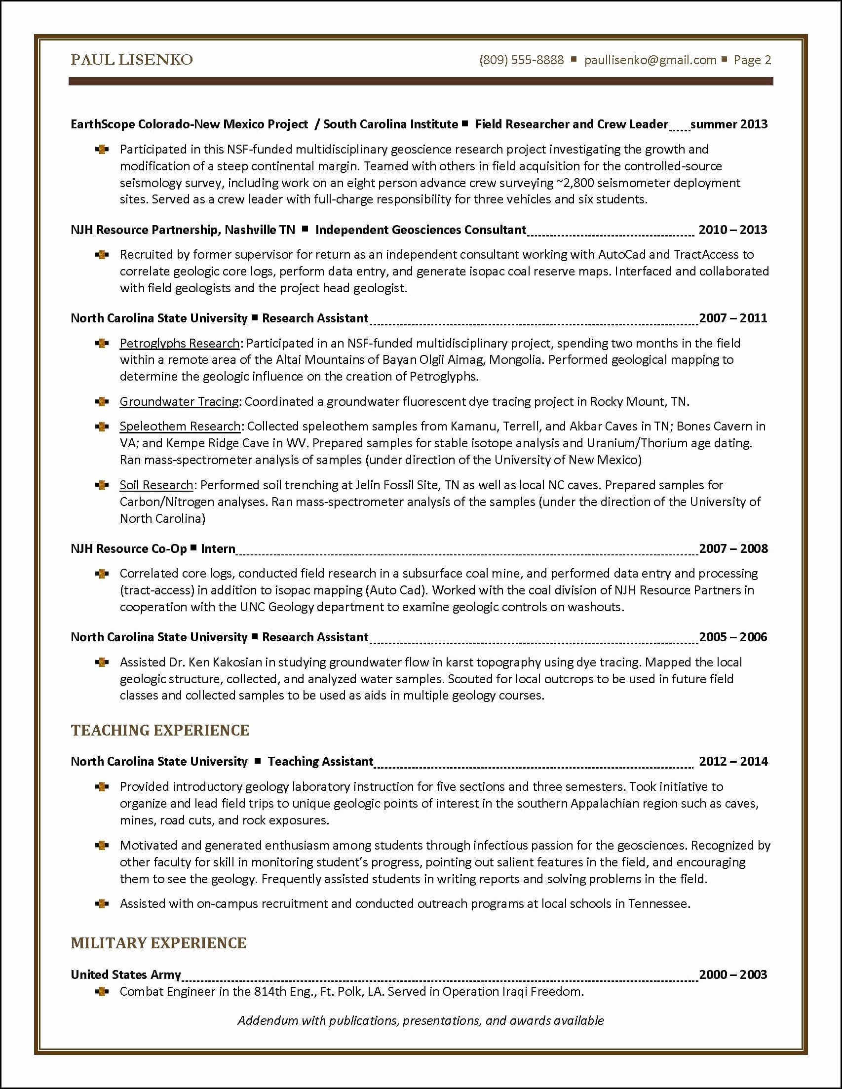 College Graduate Resume Template Lovely Student Resume Sample
