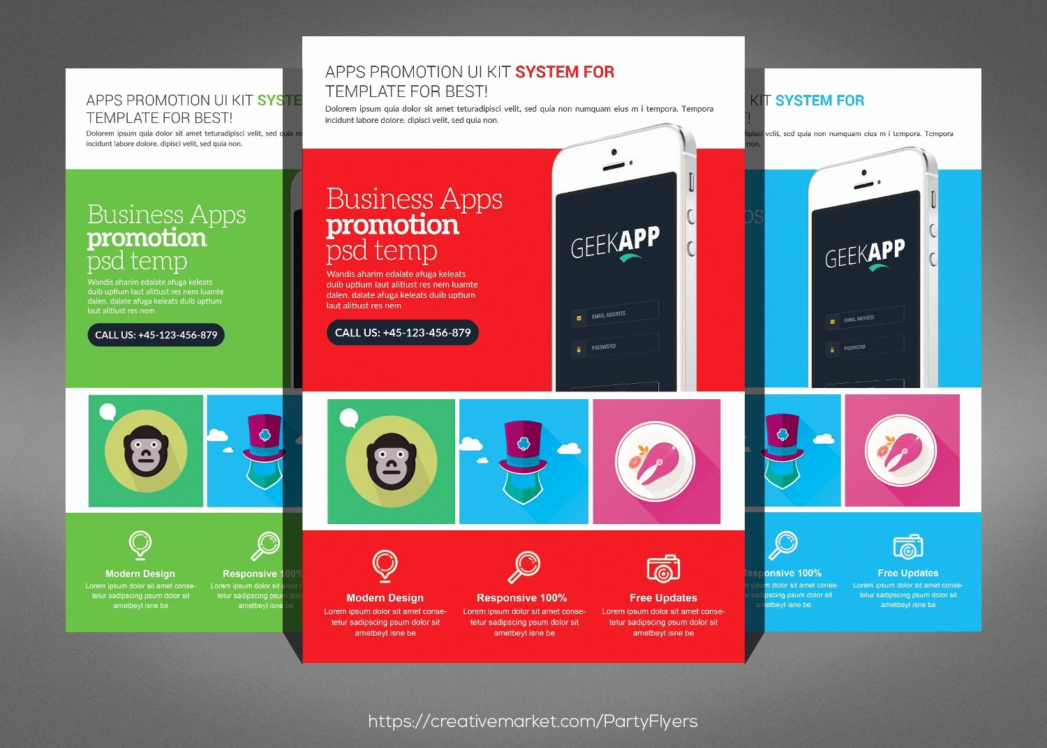 Computer Repair Flyer Templates Inspirational Mobile & Puter Repair Flyer Flyer Templates