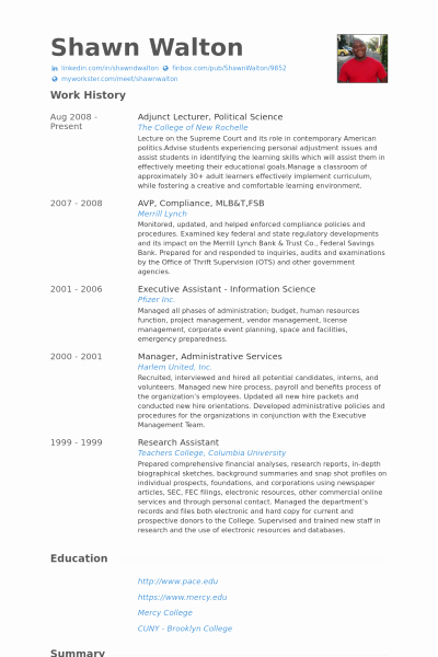 Computer Science Resume Template Lovely Puter Science Resume Template