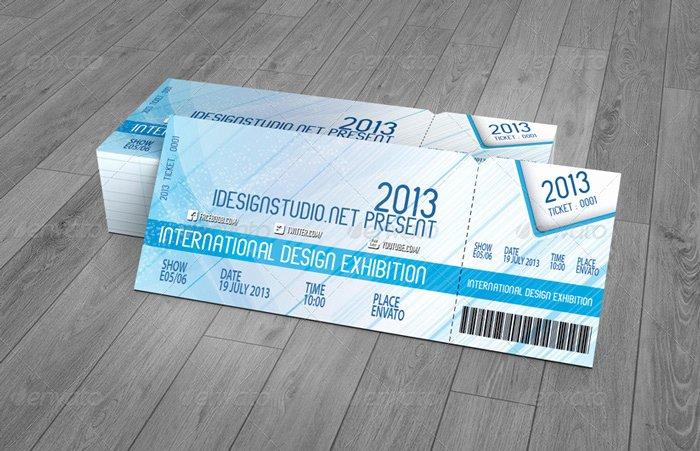 Concert Ticket Template Psd Unique 10 Free Ticket Mockup Psd for Download Designyep