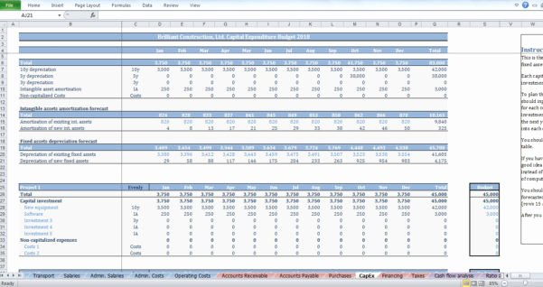 Construction Budget Template Excel Fresh Owner Builder Bud Spreadsheet Spreadsheet Downloa Owner