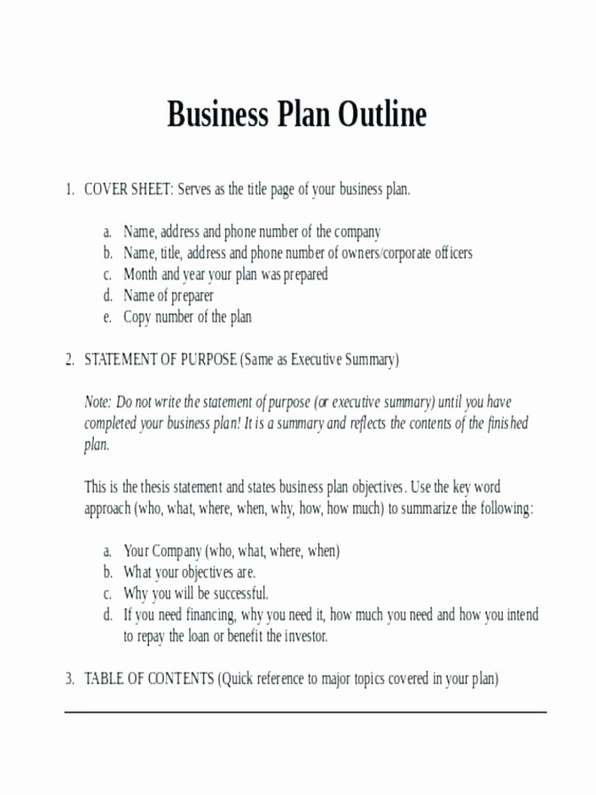 Construction Business Plan Template Lovely Business Plan Construction Pany – Construction Business
