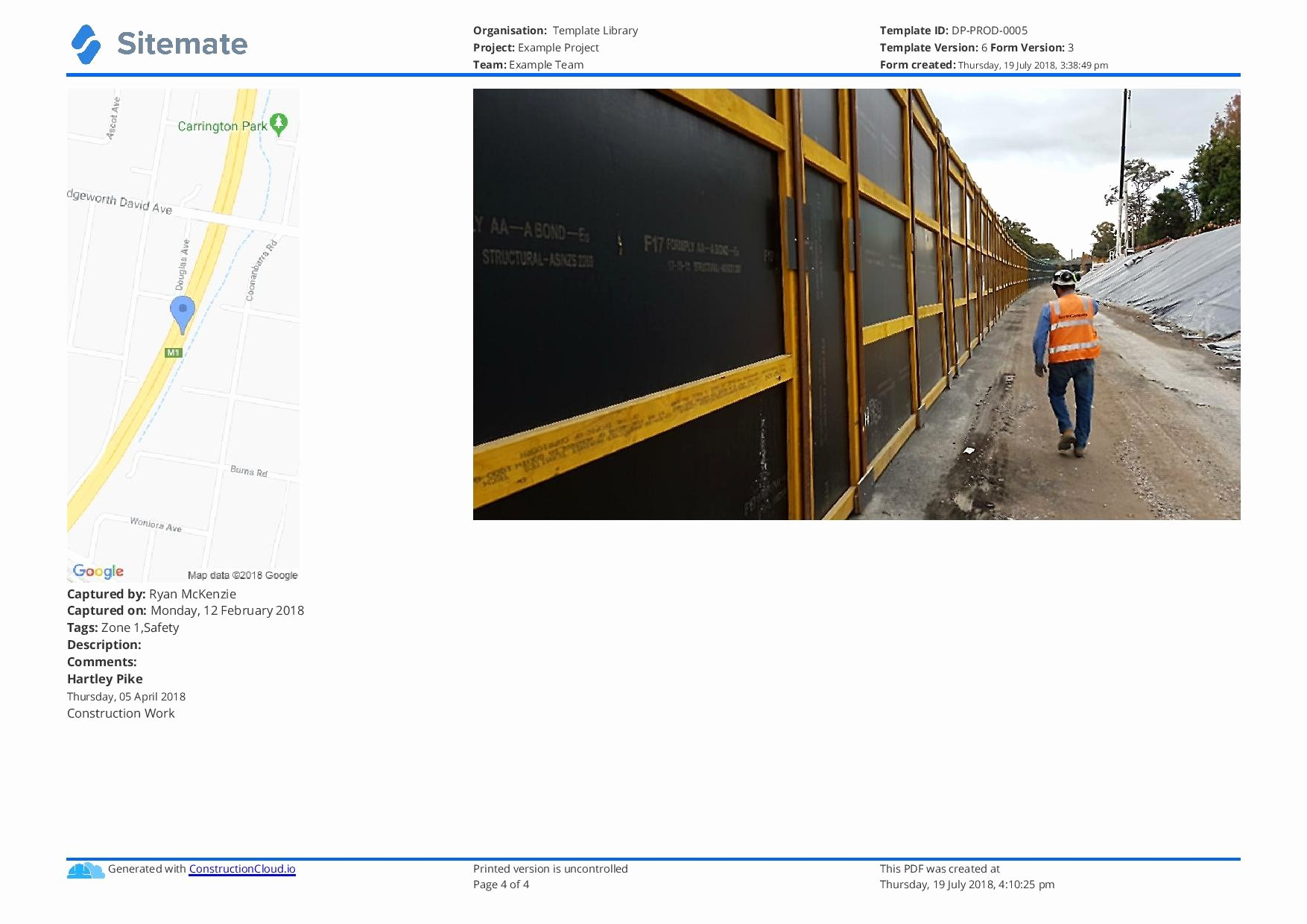 Construction Daily Report Template Luxury Free Construction Daily Report Template Better Than Pdf