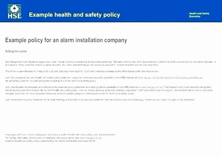 Construction Safety Manual Template Beautiful 5 Security Manual Template 14 Safety Manual Samples