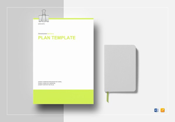 Construction Safety Plan Template Free Beautiful Construction Safety Plan Template 19 Free Word Pdf