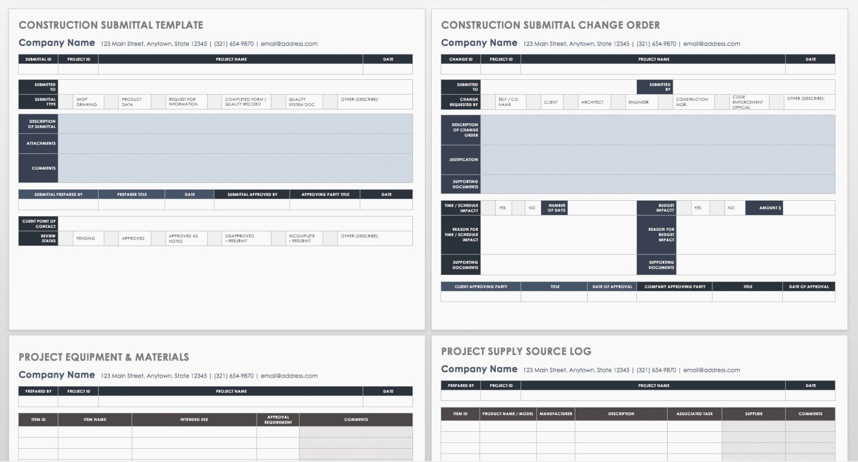 Construction Submittal Cover Sheet Template Best Of Five Shocking Facts About