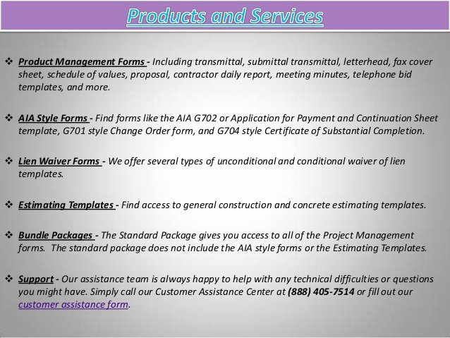 Construction Submittal Cover Sheet Template Inspirational Construction Business forms G707a and Aia forms