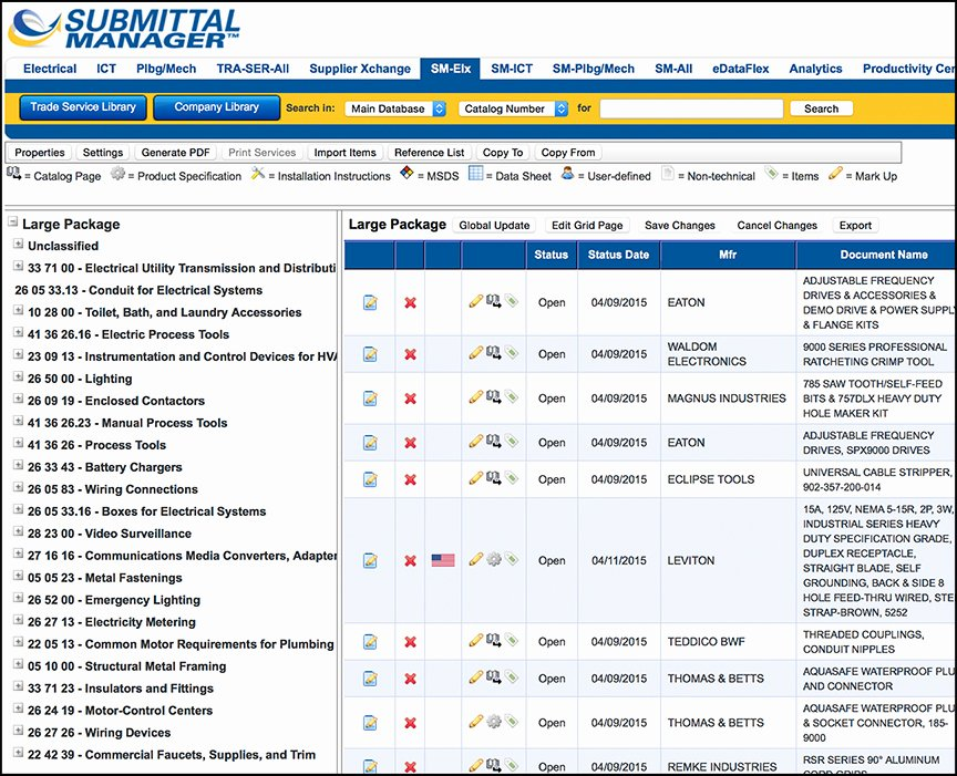 Construction Submittal Cover Sheet Template Inspirational Submittal Manager for Contractors