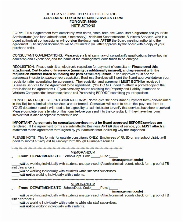 Consulting Contract Template Word Best Of 18 Consulting Agreement Templates Word Docs