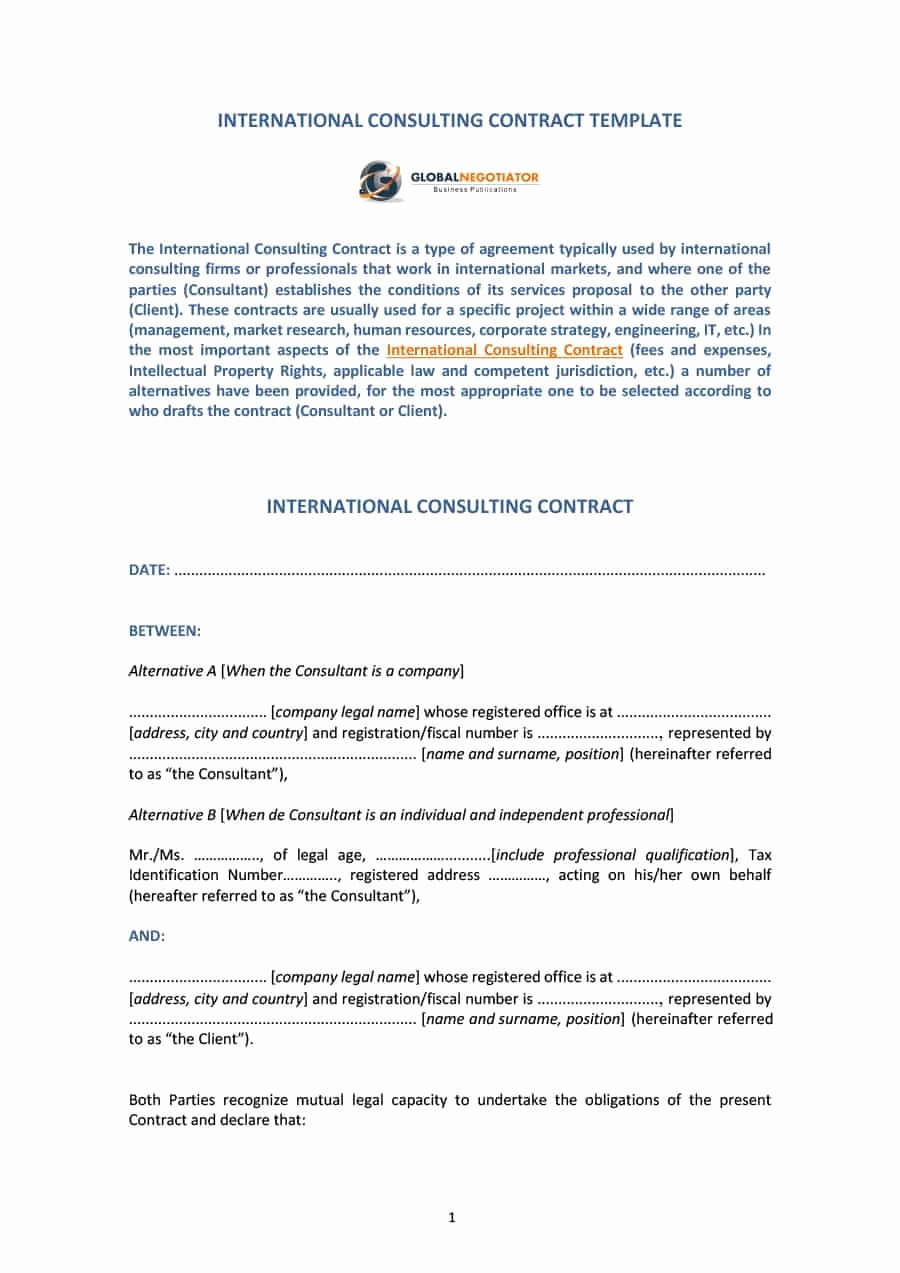 Consulting Proposal Template Word Best Of 39 Best Consulting Proposal Templates [free] Template Lab