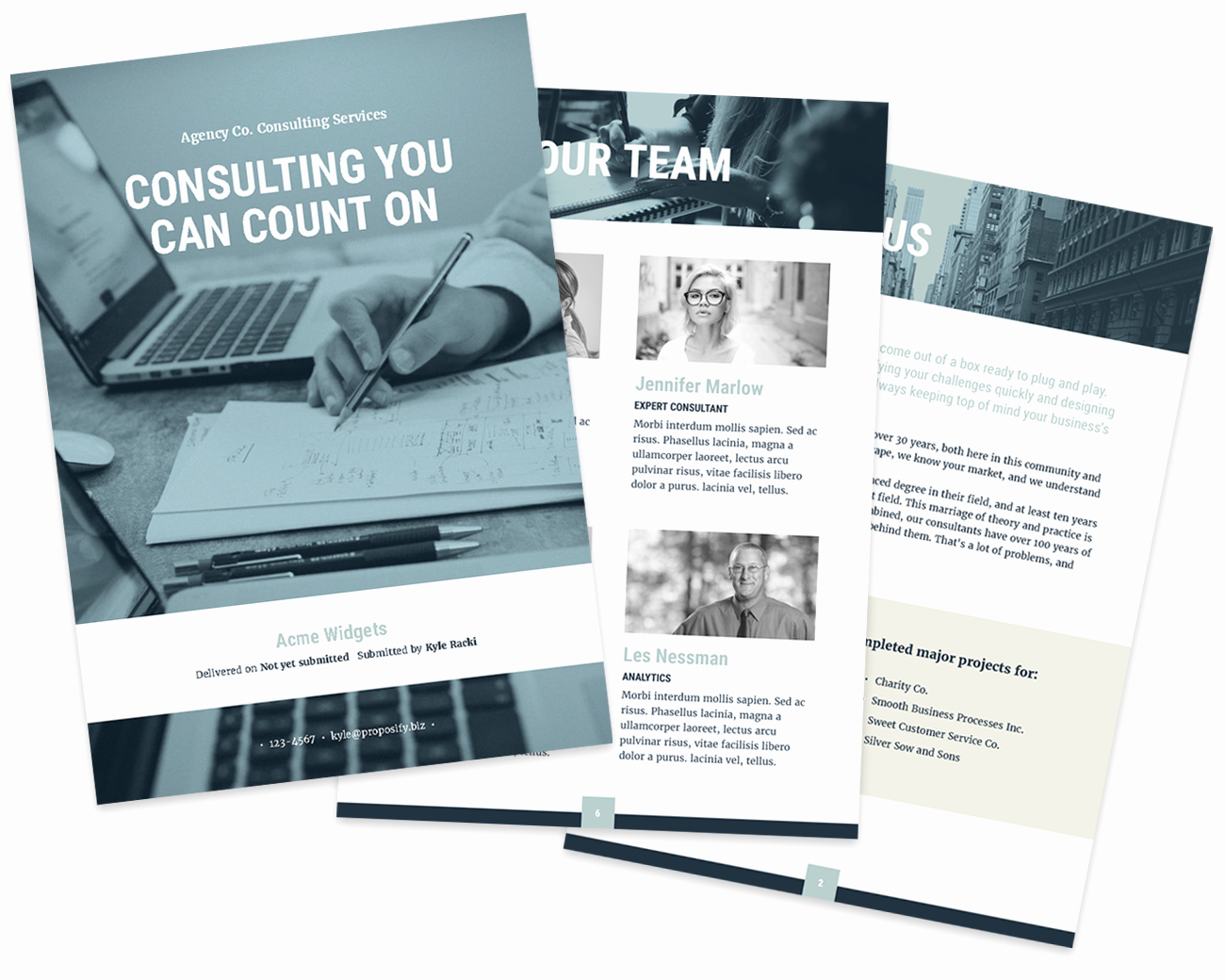 Consulting Proposal Template Word Fresh Closers Rejoice We Added 6 New Free Business Proposal