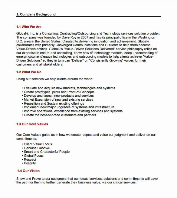 Consulting Proposal Template Word Lovely 20 Consulting Proposal Templates Doc Pdf Excel