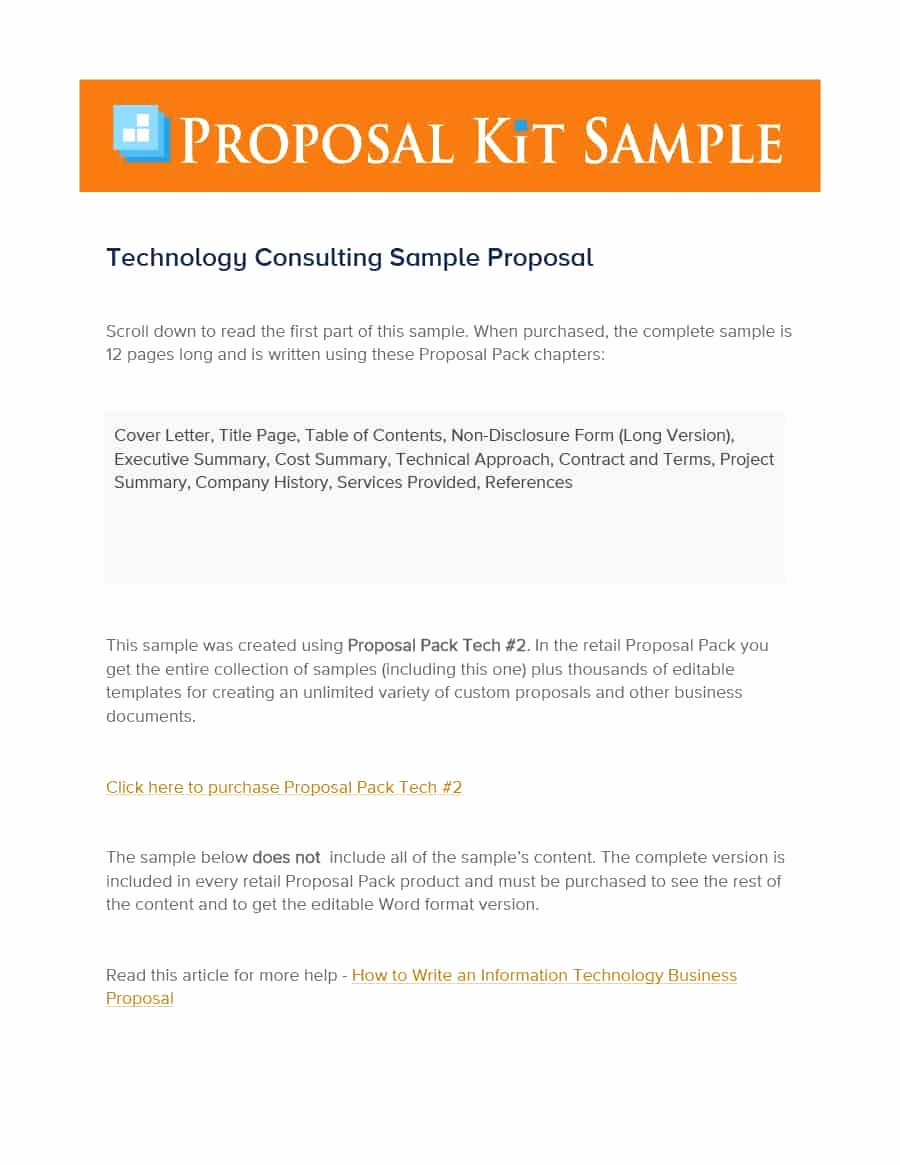 Consulting Proposal Template Word Unique 39 Best Consulting Proposal Templates [free] Template Lab