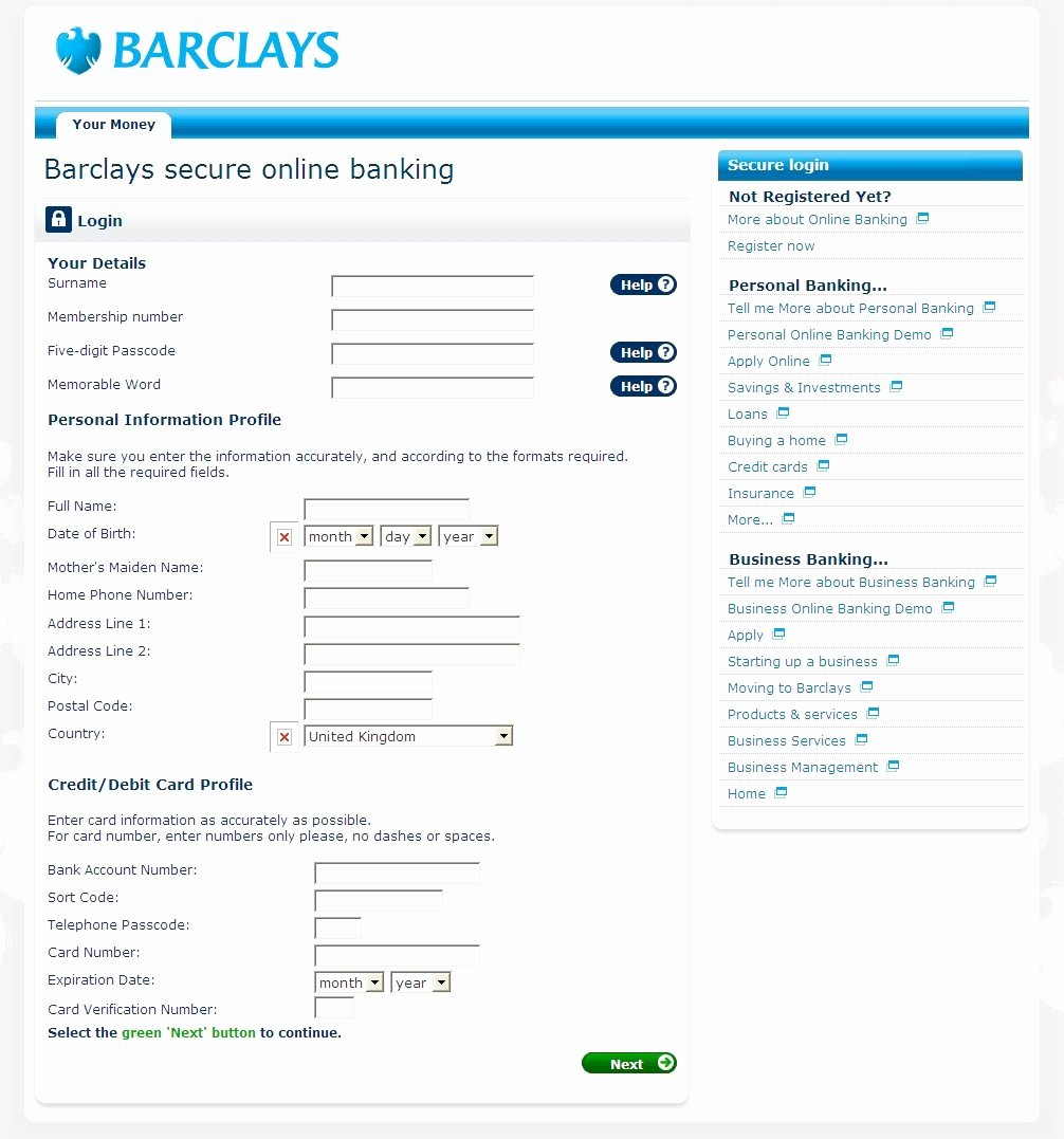 Create Fake Bank Statement Template Awesome Create Fake Bank Statement Template