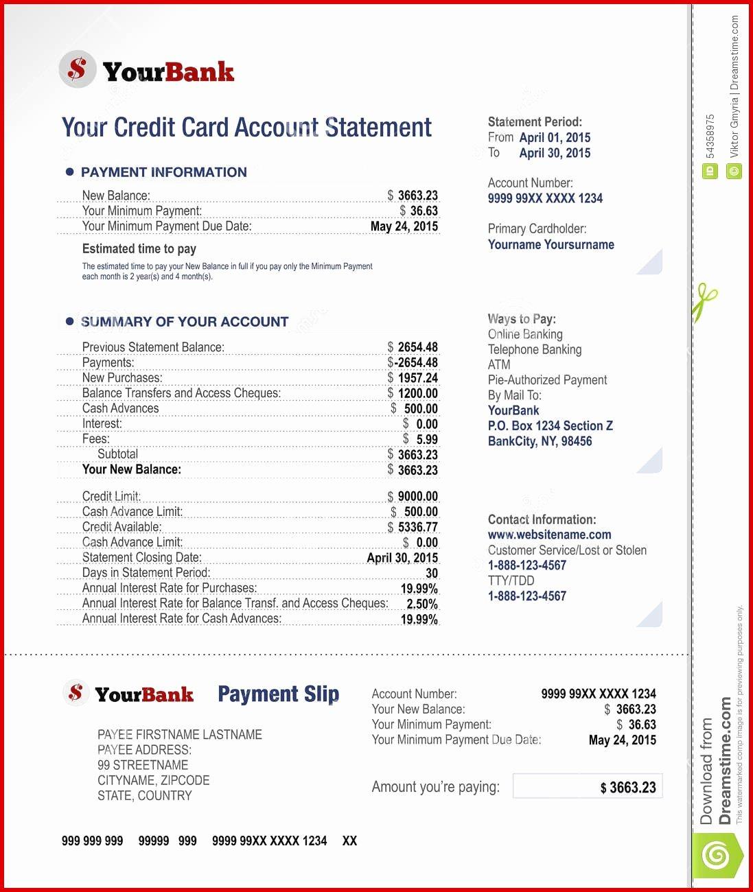 Create Fake Bank Statement Template Inspirational Make A Fake Bank Statement Free Line