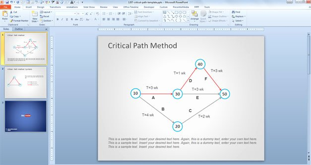 Critical Path Method Template Fresh Home [hopjiodetime Weebly]