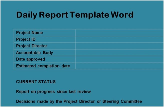 Daily Report Template Excel Unique Get Construction Daily Report Template format Free Excel