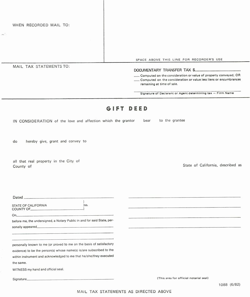 Deed Of Gift Template Beautiful 20 Of Gift Claim form Template