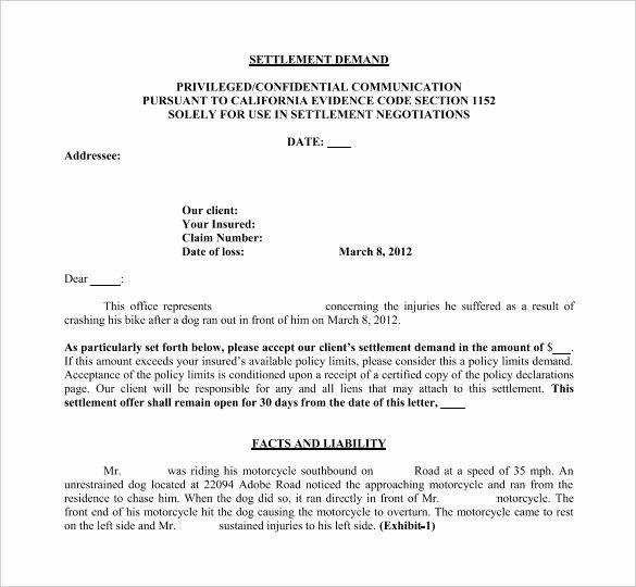 demand letter format free