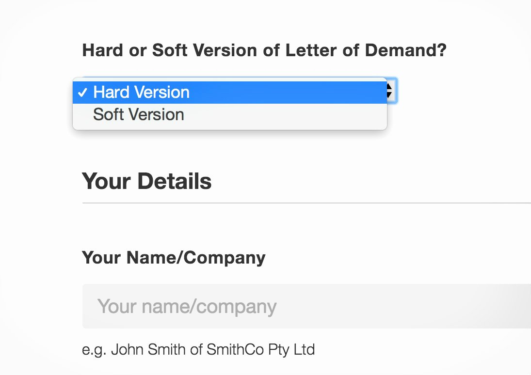 Demand Letter Template Free Lovely Letter Of Demand Template
