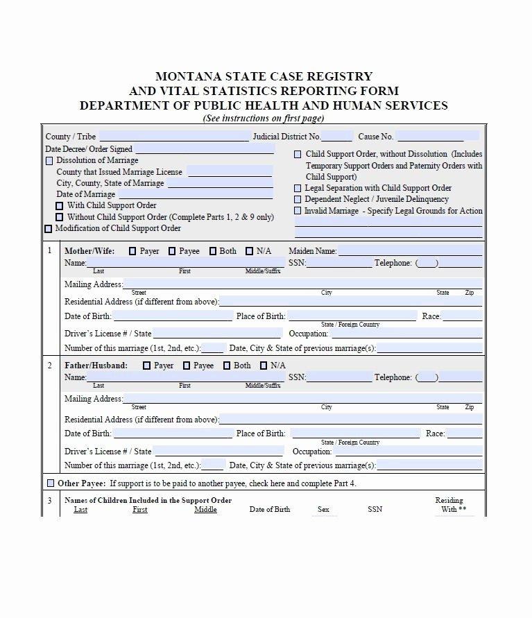 Divorce Agreement Template Free Elegant 40 Free Divorce Papers Printable Template Lab