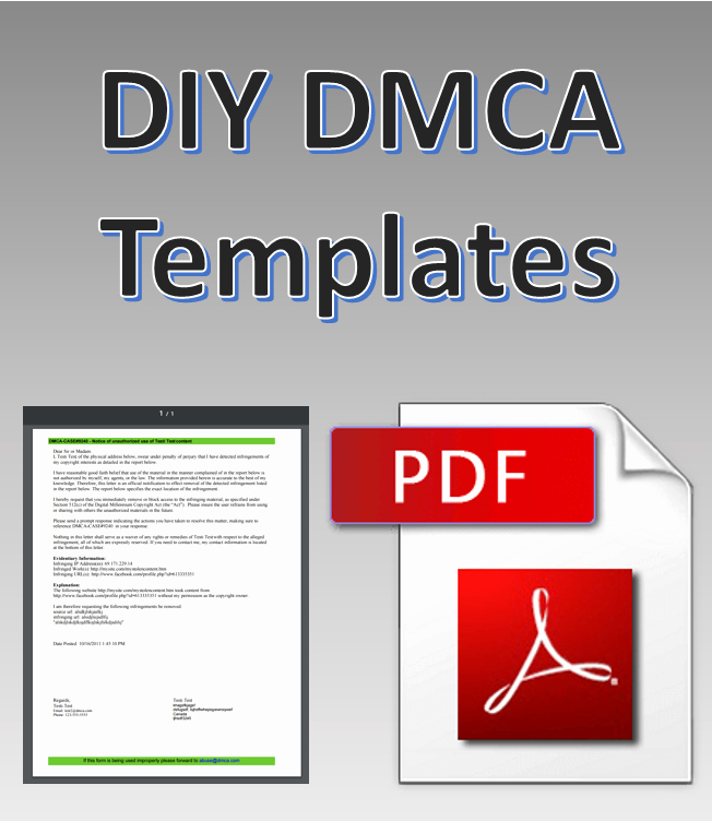 Dmca Takedown Notice Template Awesome Dmca Takedown Notice Generator