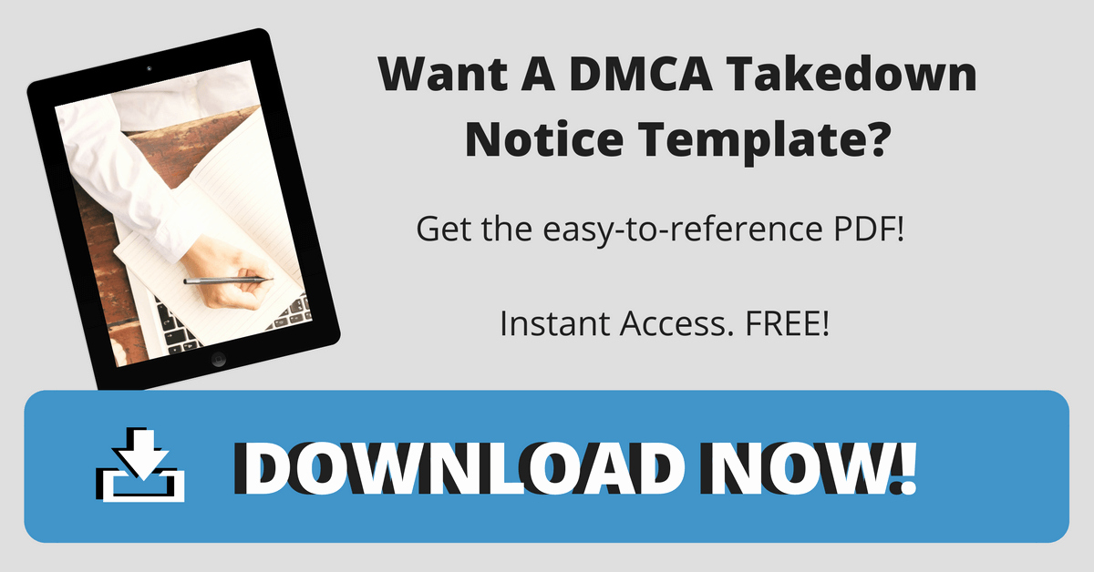 Dmca Takedown Notice Template Luxury Copyrighting S In 6 Easy Steps Intellectual Property Hq