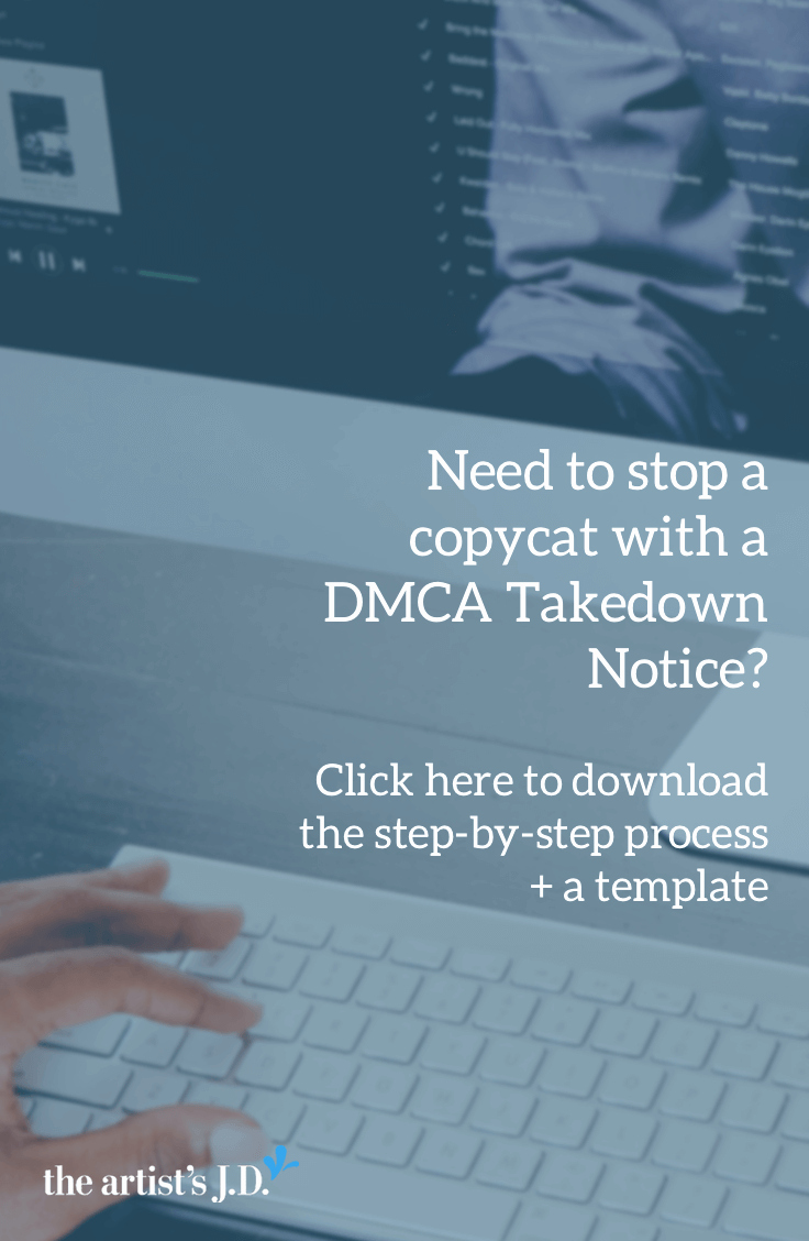 Dmca Takedown Notice Template Luxury Use A Dmca Takedown Notice to Stop A Copycat