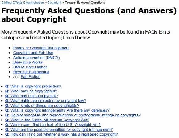 Dmca Takedown Notice Template New Chilling Effects – A Lesson In Dmca Takedown Notices