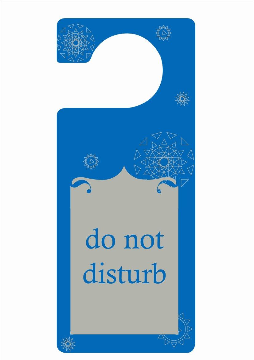 Do Not Disturb Signs Template Inspirational Shalij Designs John Keells Cinnamon Bey Sign Ages