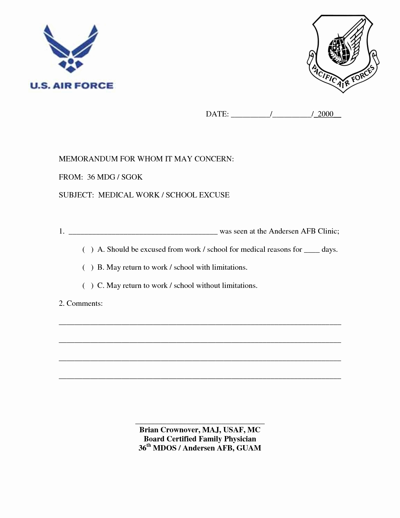 Doctors Excuse Template for Work Fresh Fake Doctors Note Template – 27 Free Word Pot Pdf