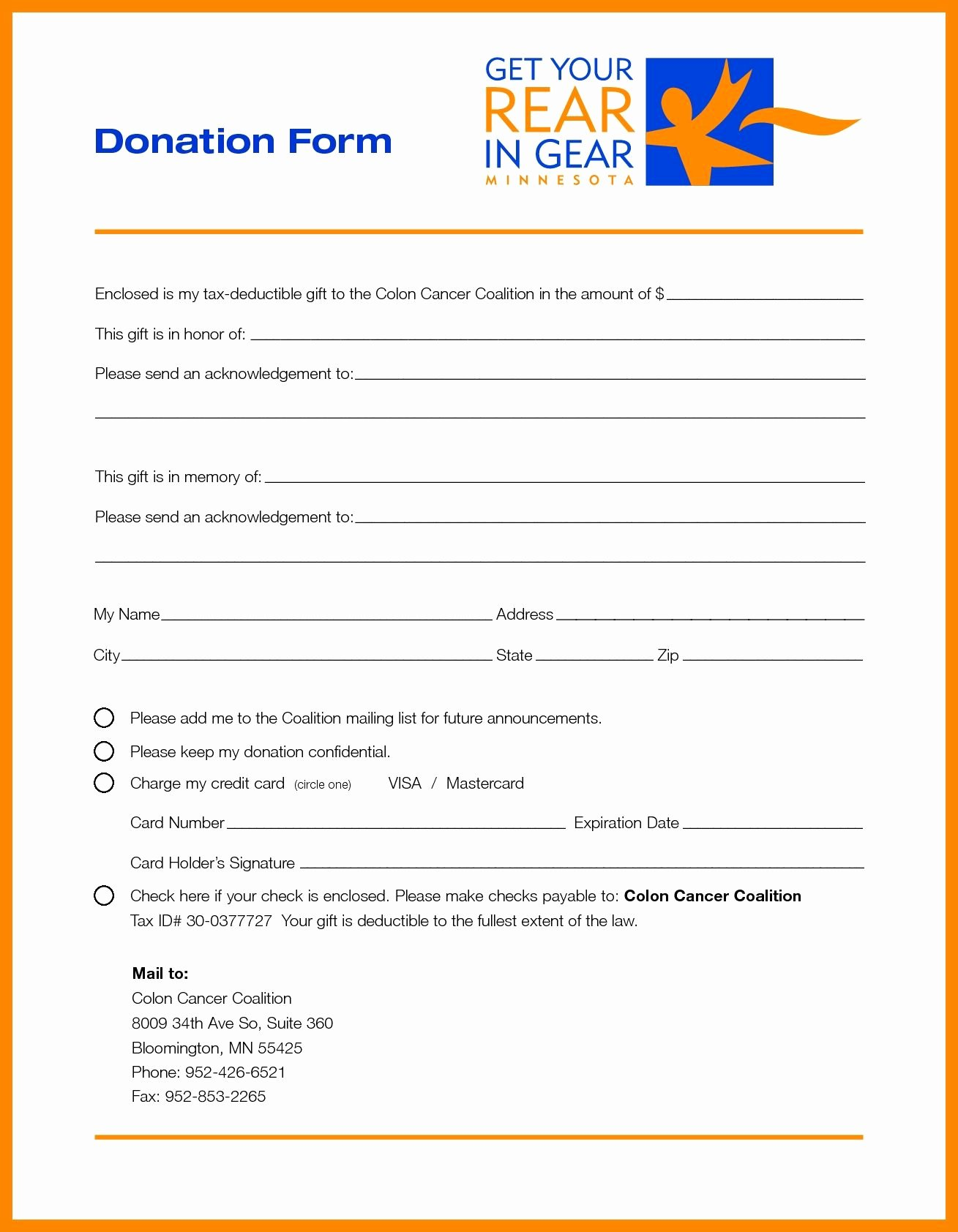 Donation Pledge form Template Elegant Excel Templates for Church Contributions Best Pledge