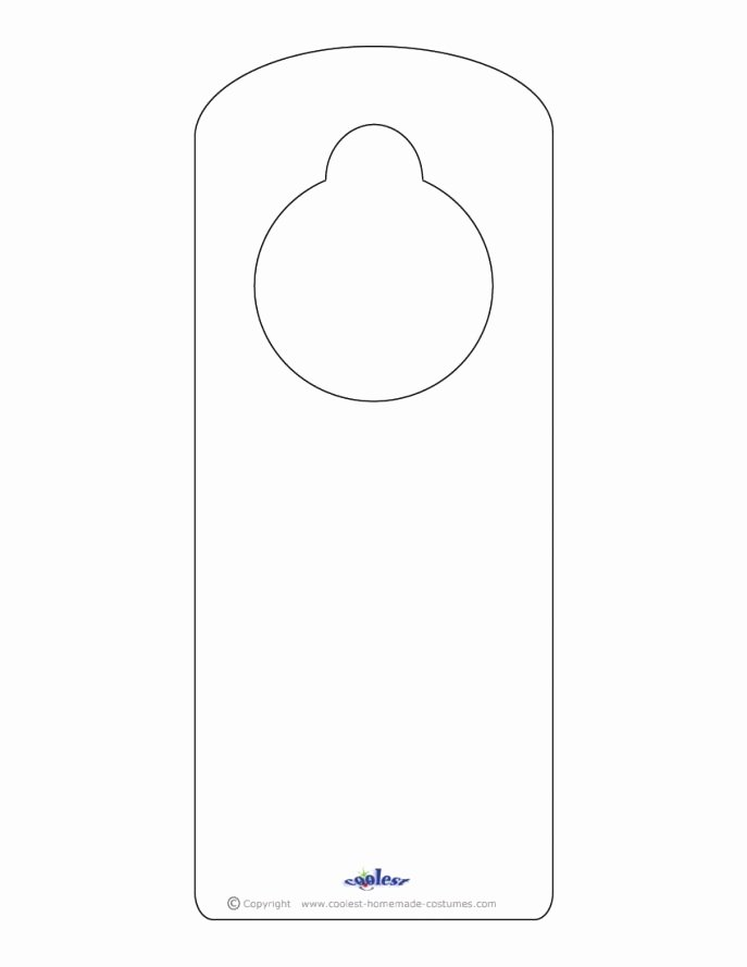 Door Hanger Template Illustrator Awesome 8 Unique Avery Door Hanger Template for Word Maotme Life