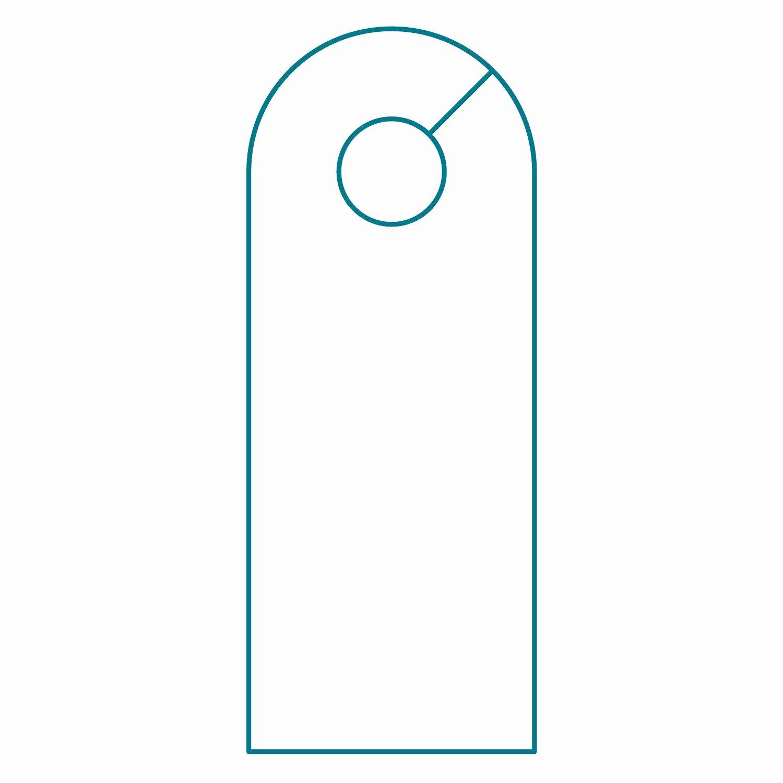 Door Hanger Template Illustrator Best Of Front Door Initial Monogram Door Hanger Alphabet Letter