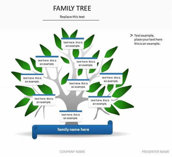 Editable Family Tree Template Word Best Of 5 Family Tree Word Templates Excel Xlts
