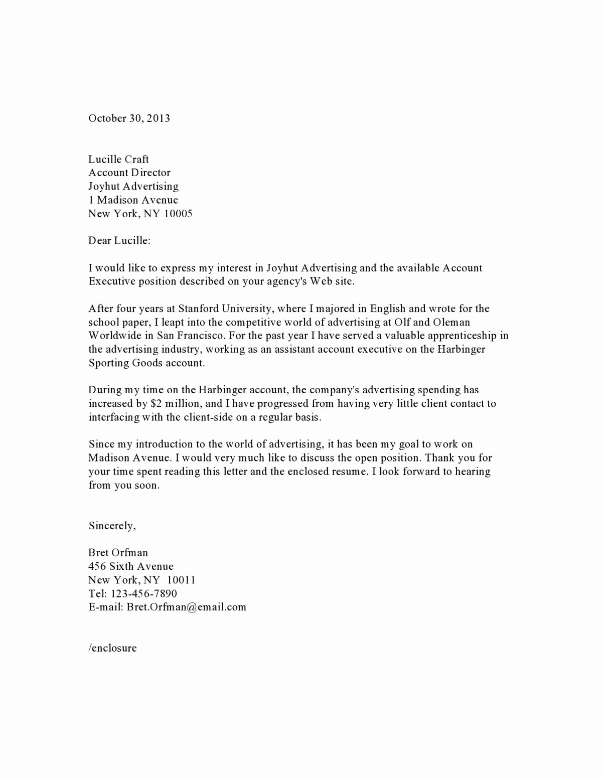 Email Cover Letter Templates Awesome Download Cover Letter Professional Sample Pdf Templates