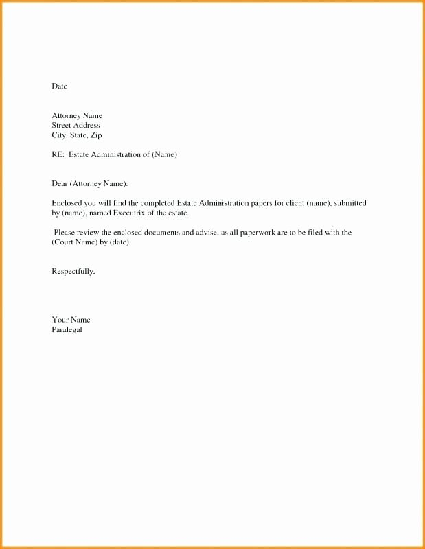Email Cover Letter Templates Beautiful Simple Email Cover Letter Template