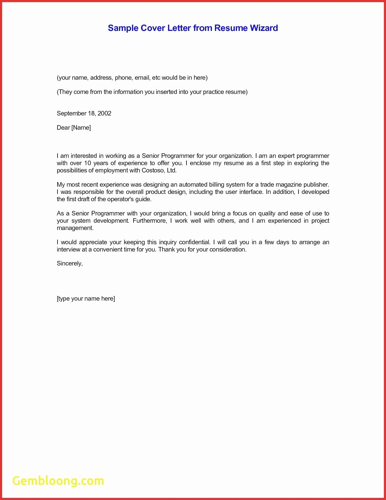 Email Cover Letter Templates Lovely Email Cv Cover Letter Template