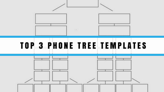 Emergency Phone Tree Template Inspirational Phone Tree Templates Dialmycalls