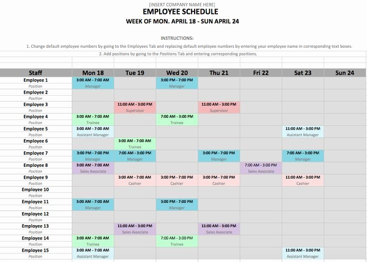 Employee Work Plan Template Unique if You Manage Employees Chances are You Need An Employee