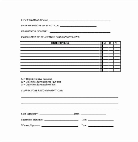 Employee Write Up forms Template Lovely Employee Write Up forms Find Word Templates