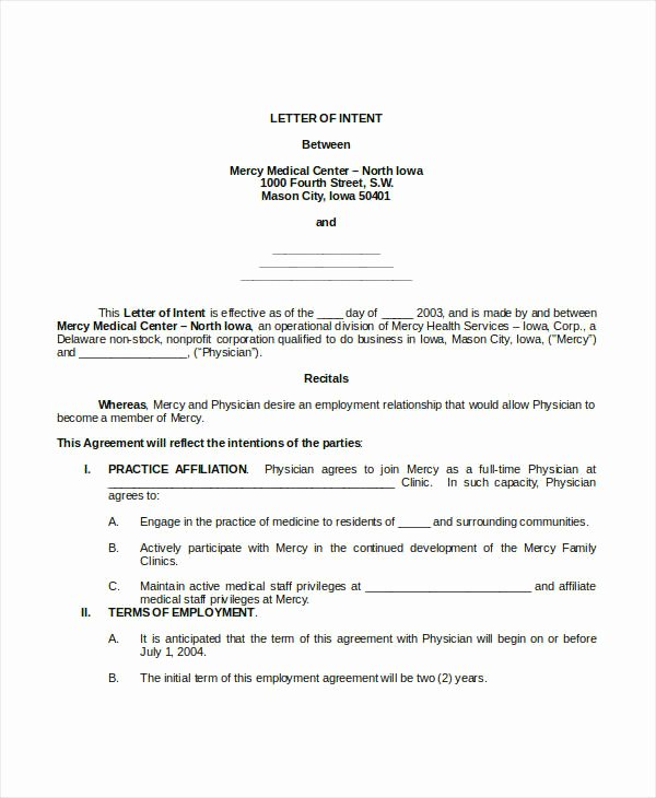 Employment Physical form Template Beautiful at Will Employment Agreement Template