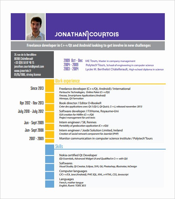 Engineer Resume Template Word Awesome software Engineer Resume Template Microsoft Word