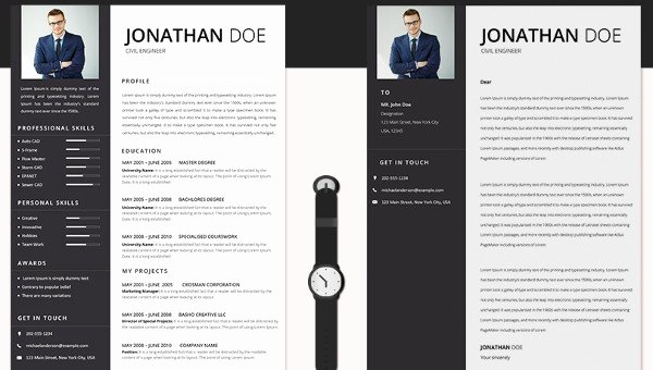 Engineer Resume Template Word Fresh Engineering Resume Template 32 Free Word Documents