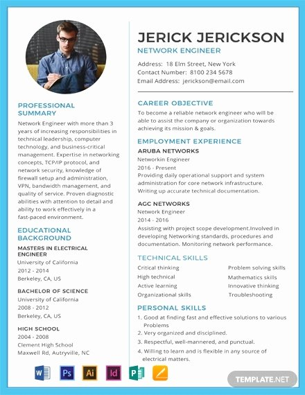 Engineer Resume Template Word Lovely 243 Free Resume Templates Word Psd Indesign
