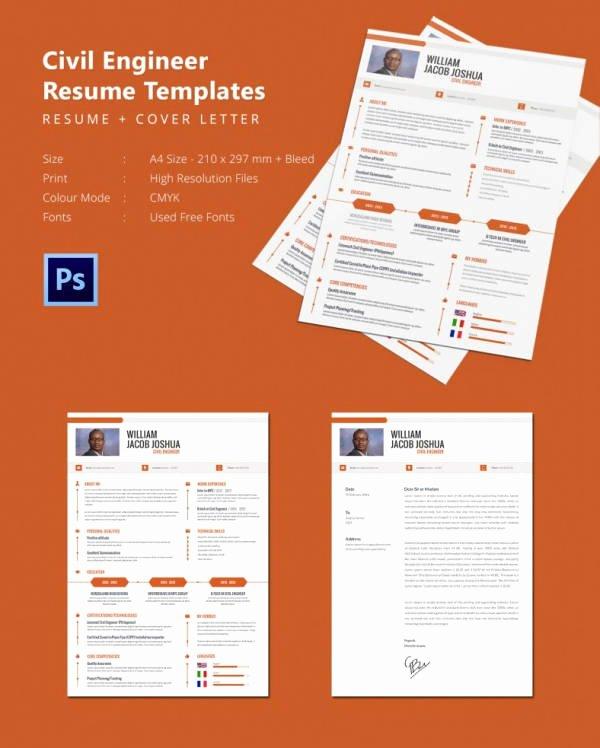 Engineering Resume Templates Word Beautiful Microsoft Word Resume Template – 99 Free Samples