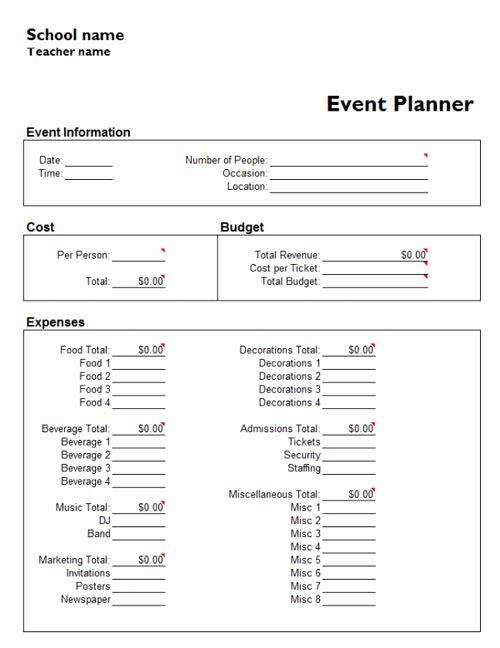 Event Planning Template Word Elegant Useful Microsoft Word & Microsoft Excel Templates Hongkiat