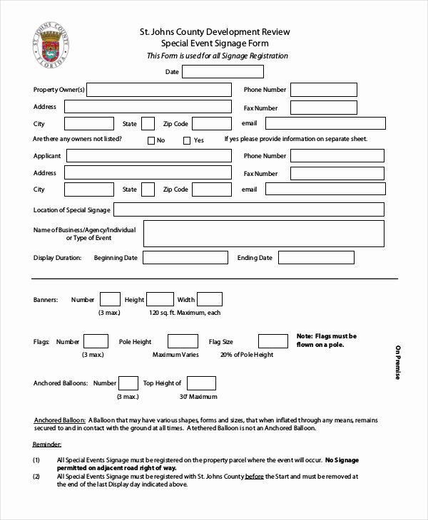 event sign in sheet template free