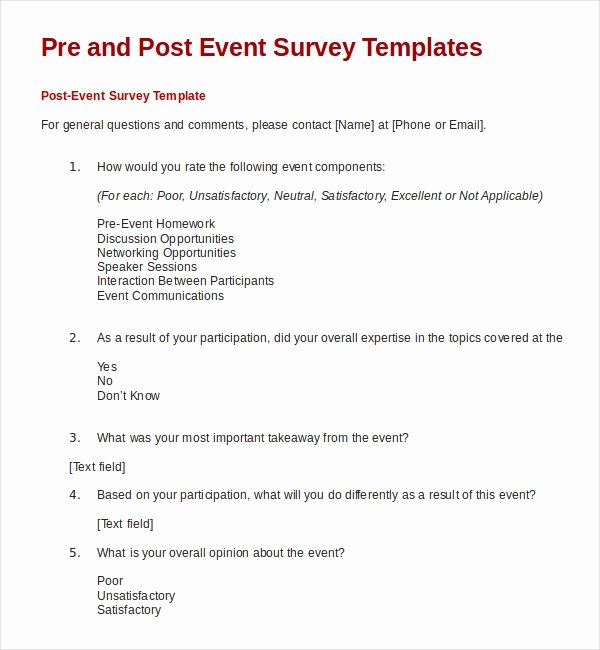 Event Survey Template Word Beautiful 22 Feedback Survey Templates – Free Word Pdf Apple