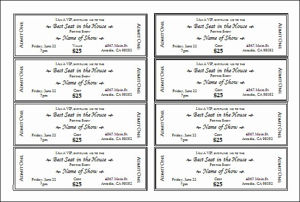 Event Ticket Template Photoshop Lovely Ticket Template 23 Download Documents In Pdf Psd